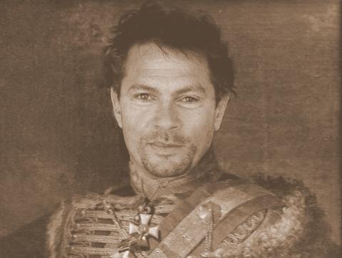 Great great grandfather - Maarten Schafer